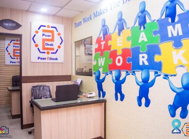 Office for rent Tilak Nagar, Delhi