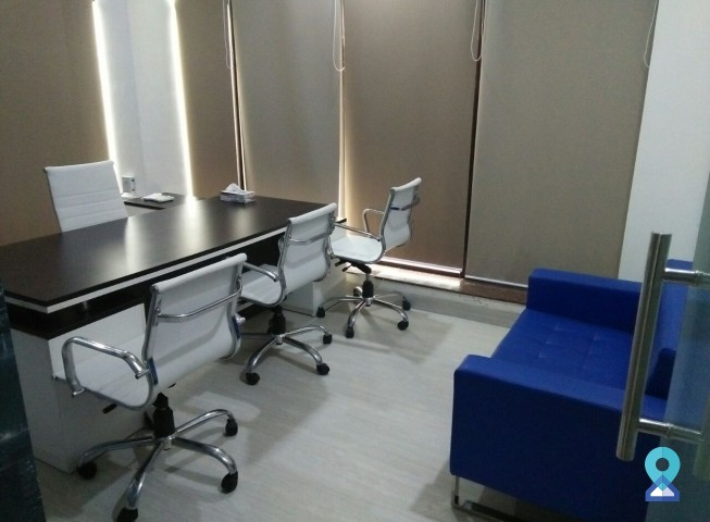 Office space in Business Centre in Udyog Vihar