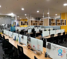 Coworking Office Space in Hyderabad at Banjara Hills
