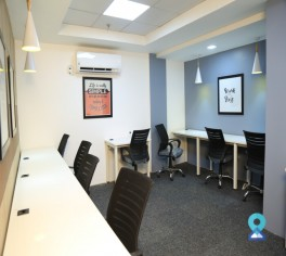 Co-working Space Bhikaji Cama Place, New Delhi