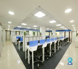 Co-working Space Nehru Place, New Delhi