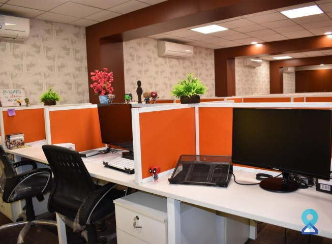 Coworking Space in Okhla