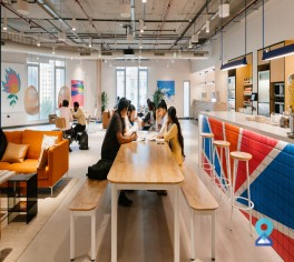 coworking space in Thane