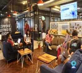 coworking space in Turbhe Navi Mumbai