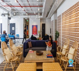 Coworking space in Infantry Road