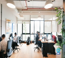 Coworking space in Ashok Nagar
