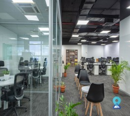 coworking space in Outer Ring Road, Kadubeesanahalli, Bengaluru.