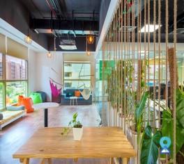coworking space in Salt Lake City, Kolkata